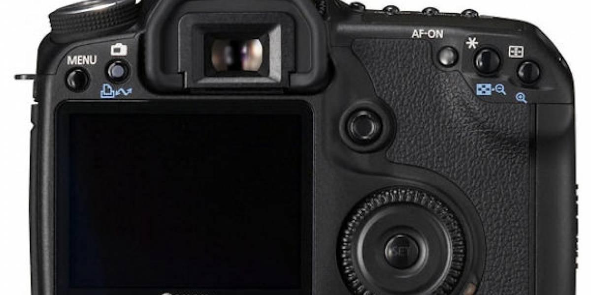Futurología: Más datos de la Canon 50D, será aún mejor que los rumores