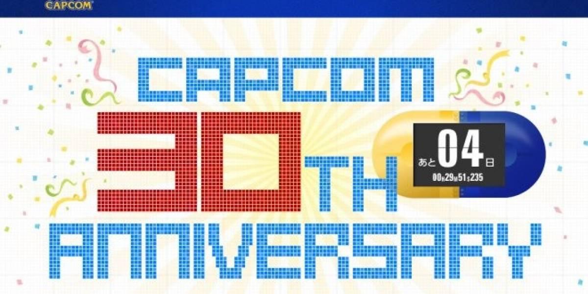 Capcom lanzará su propia enciclopedia para celebrar sus 30 años de existencia