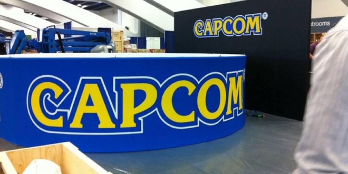 Ganancias de Capcom caen 55% en su último año fiscal