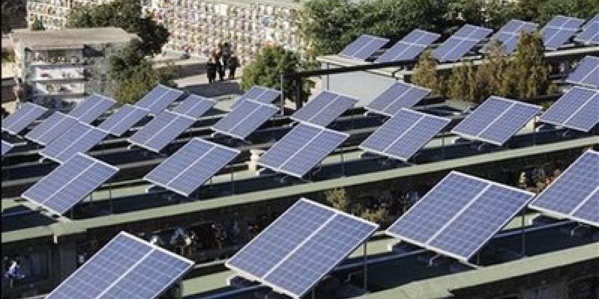 Cementerio en España es fuente de energía solar para la ciudad