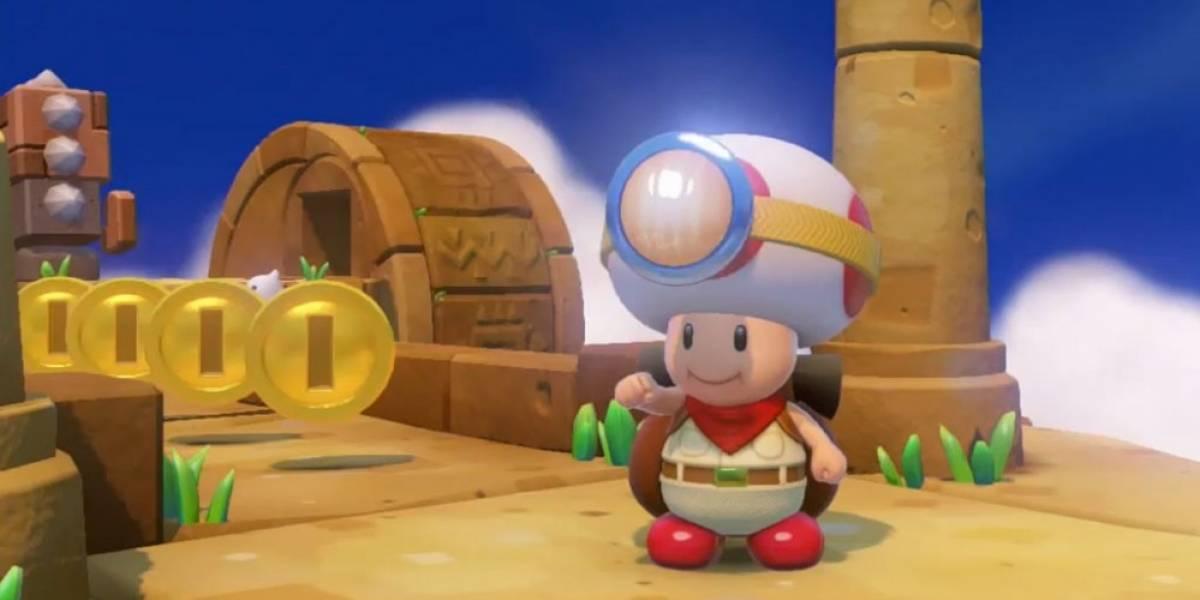 Captain Toad tendrá su propio juego para Wii U #E32014
