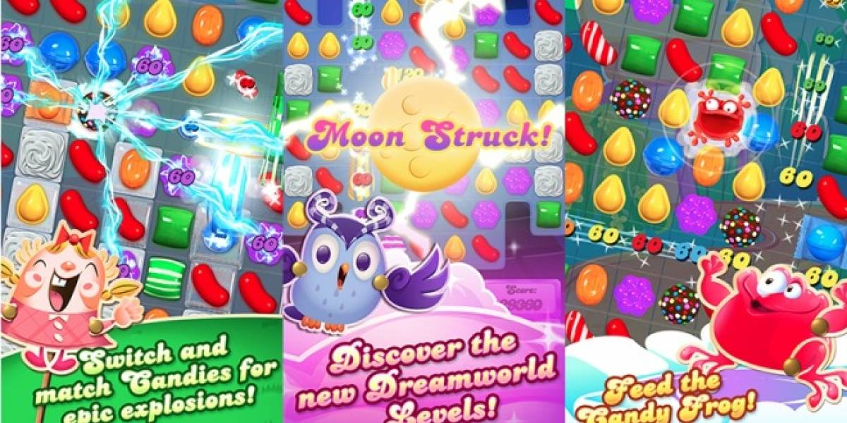 Candy Crush Saga ya está disponible para Windows Phone 8.1