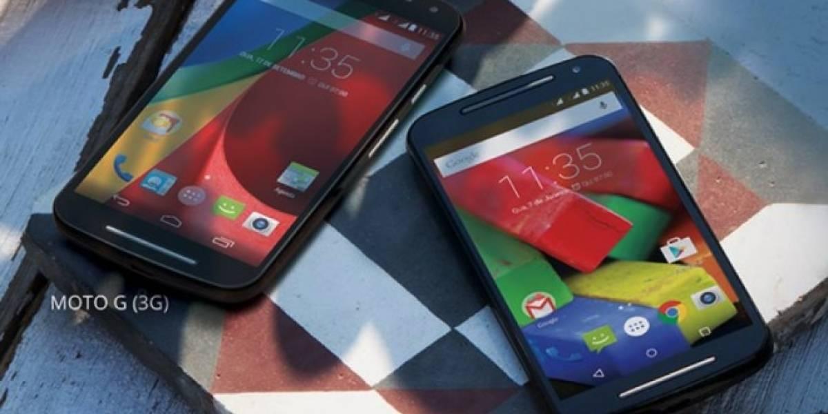 Motorola Moto G 2014 4G ya es oficial en Brasil