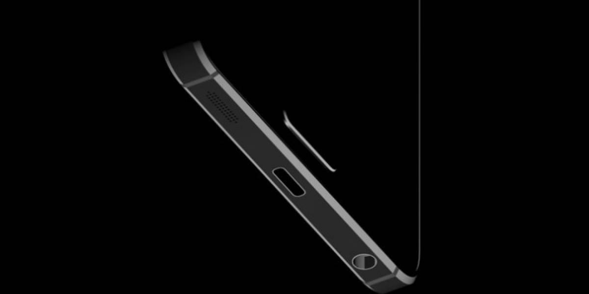 Aparecen imágenes de una carcasa metálica que podría pertenecer al Samsung Galaxy S6