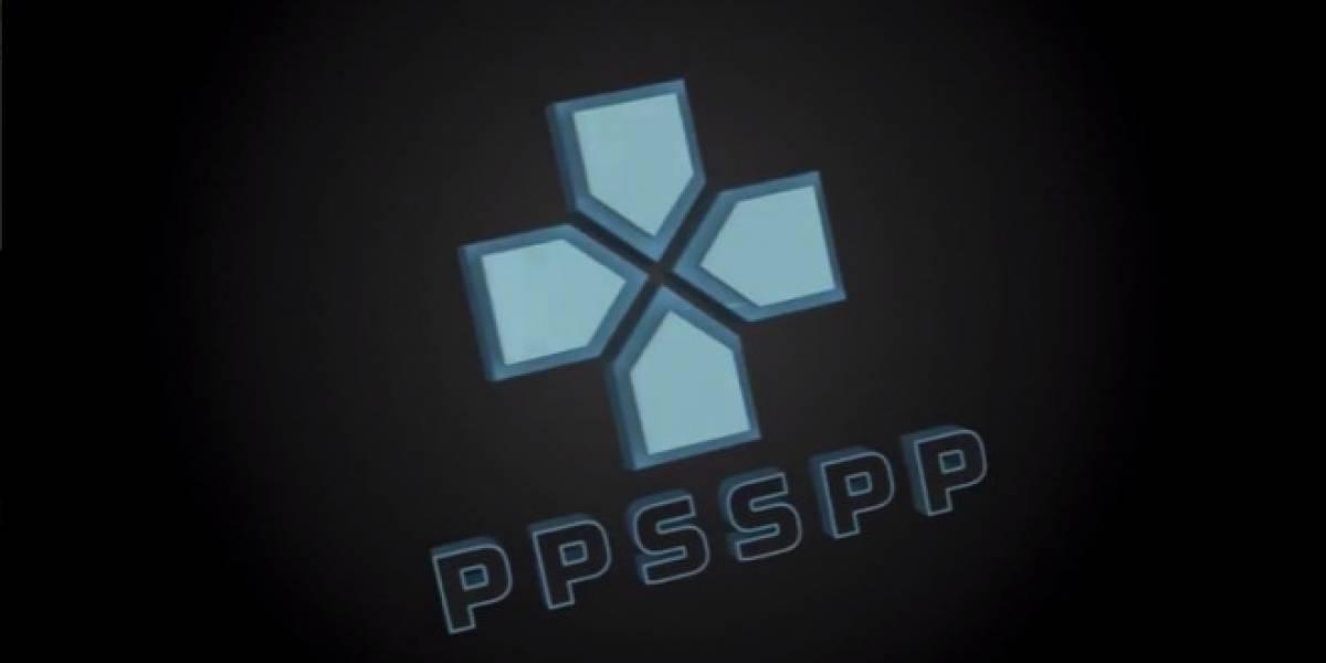 Ya puedes jugar PSP en tu Android con el emulador PPSSPP 1.0
