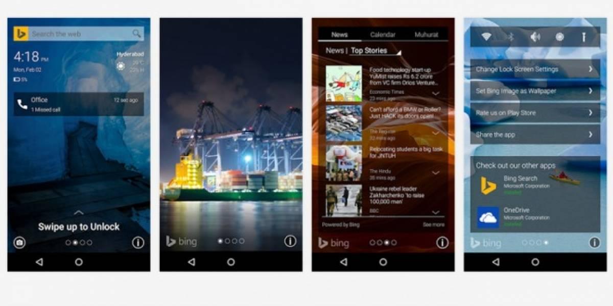 Personaliza tu pantalla en Android con Picturesque, la nueva app de Microsoft