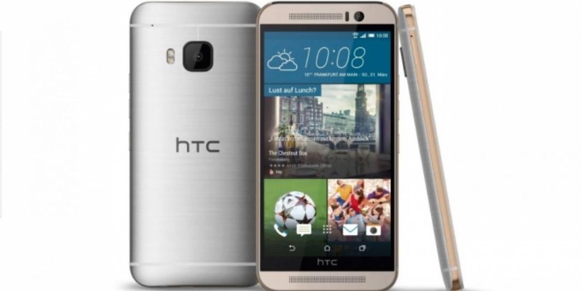 Aparecen imágenes reales del nuevo HTC One M9