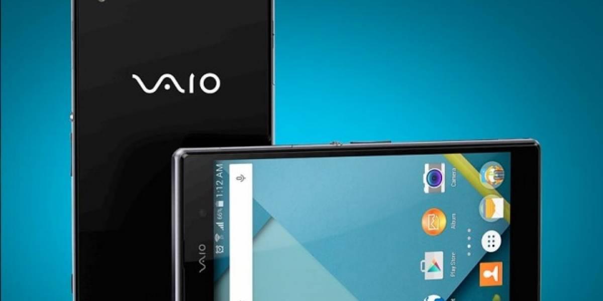 Este 12 de marzo podríamos conocer al primer smartphone VAIO