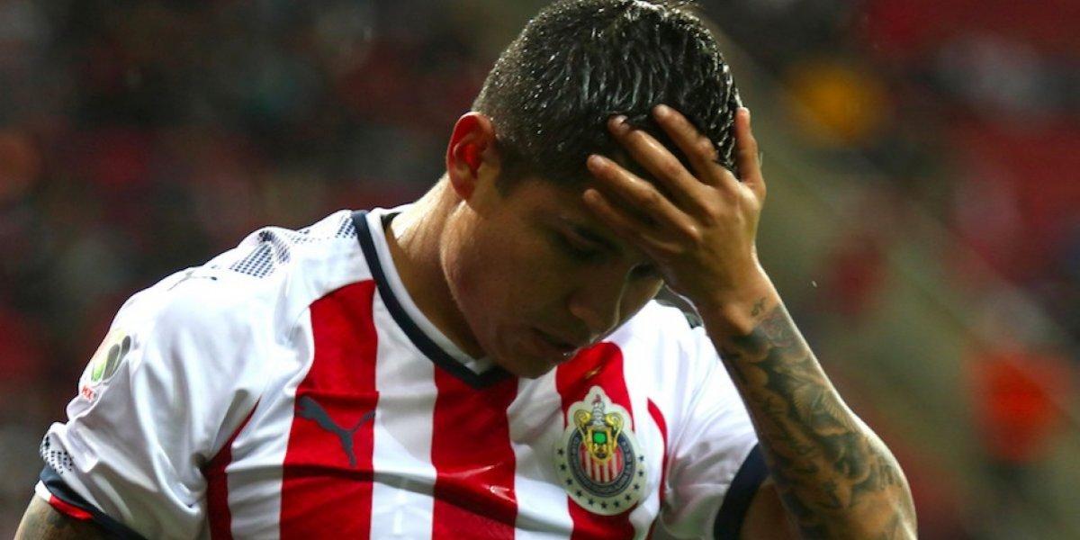 Chivas no puede ante Monterrey y cae en casa
