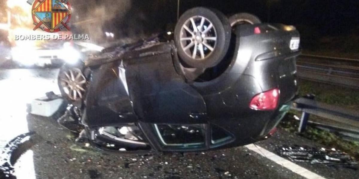 Sin identificar a guatemalteco muerto en accidente de tránsito en España
