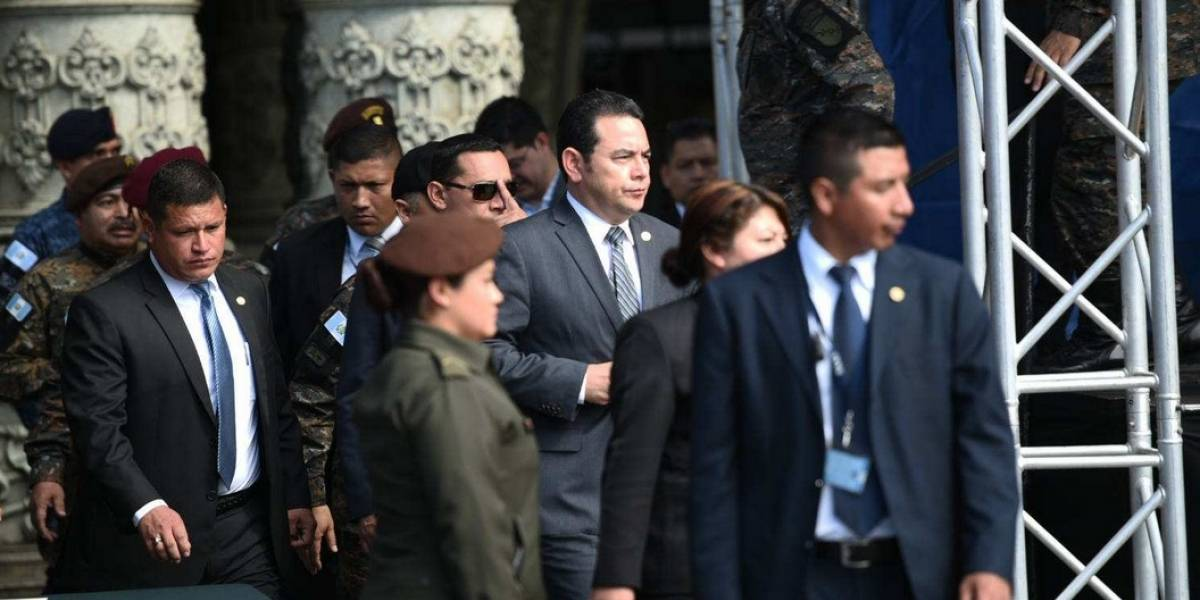 Presidente Morales llama a la unidad por el país, pero evita a la prensa
