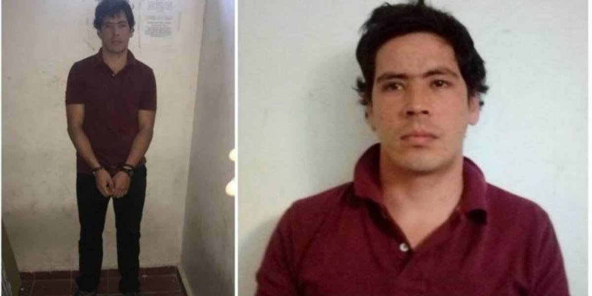 Él es Cristian Camilo Bellón, la persona señalada de ser el autor material del atentado a Policía en Barranquilla