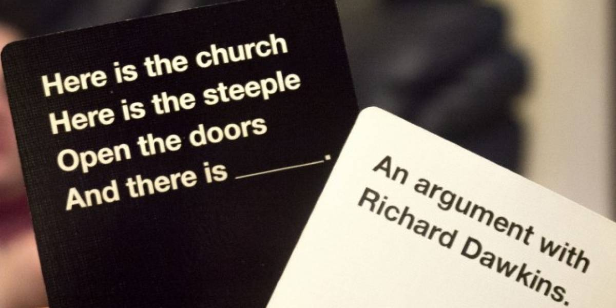 Cards Against Humanity llega a los móviles