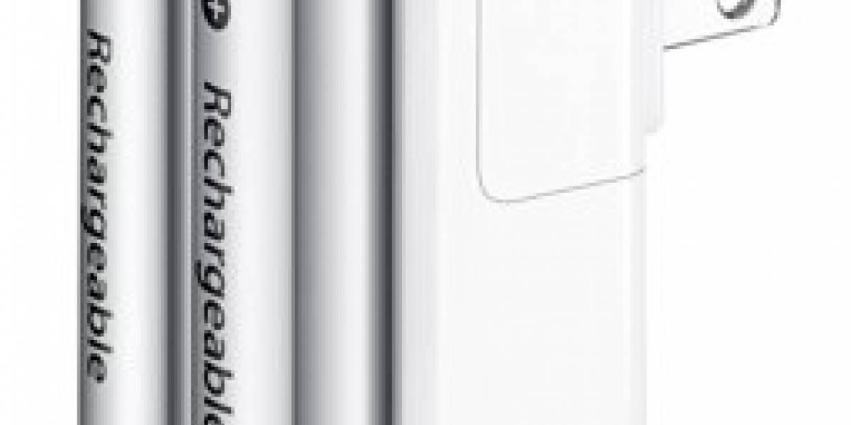Detalles sobre las baterías y el cargador Apple
