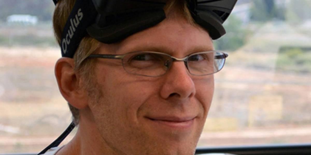 John Carmack le dice adiós a id Software