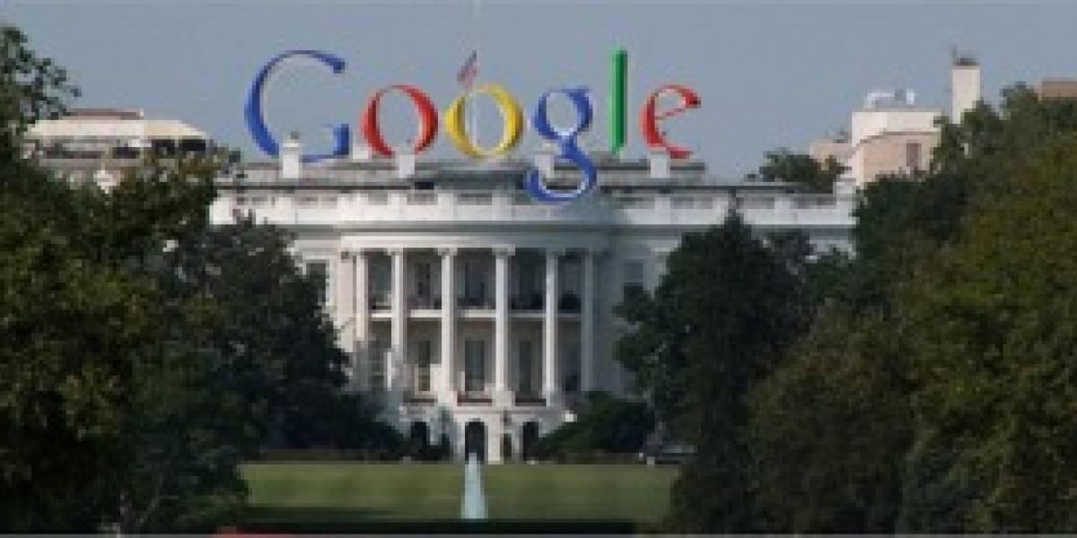 Google crea versión especial de sus Apps para el gobierno de EE.UU.