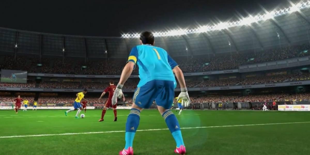 PES 2014 tendrá su propia Copa del Mundo