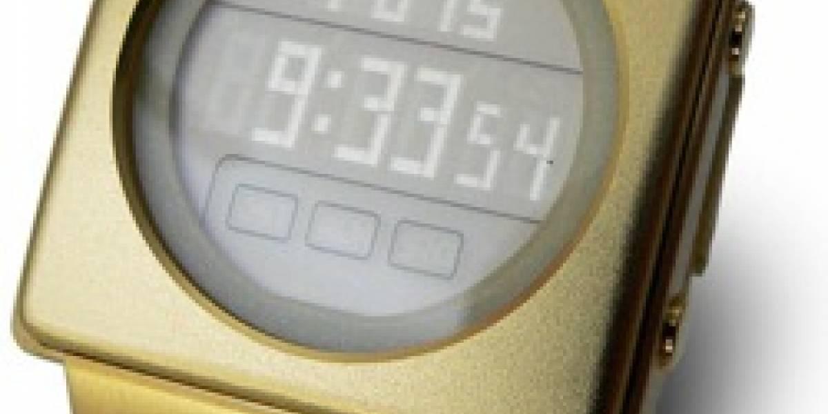Nuevo retro reloj Casio LA-2002G: El pasado del futuro