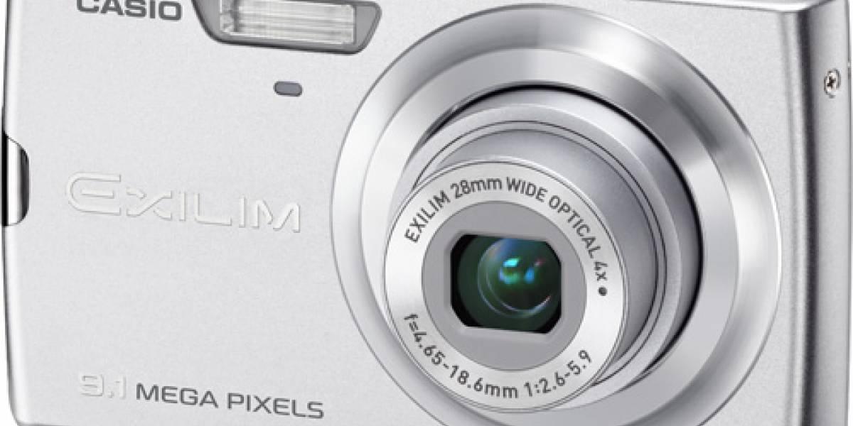 Nuevas cámaras Casio Exilim Z300, Z250 y Z85