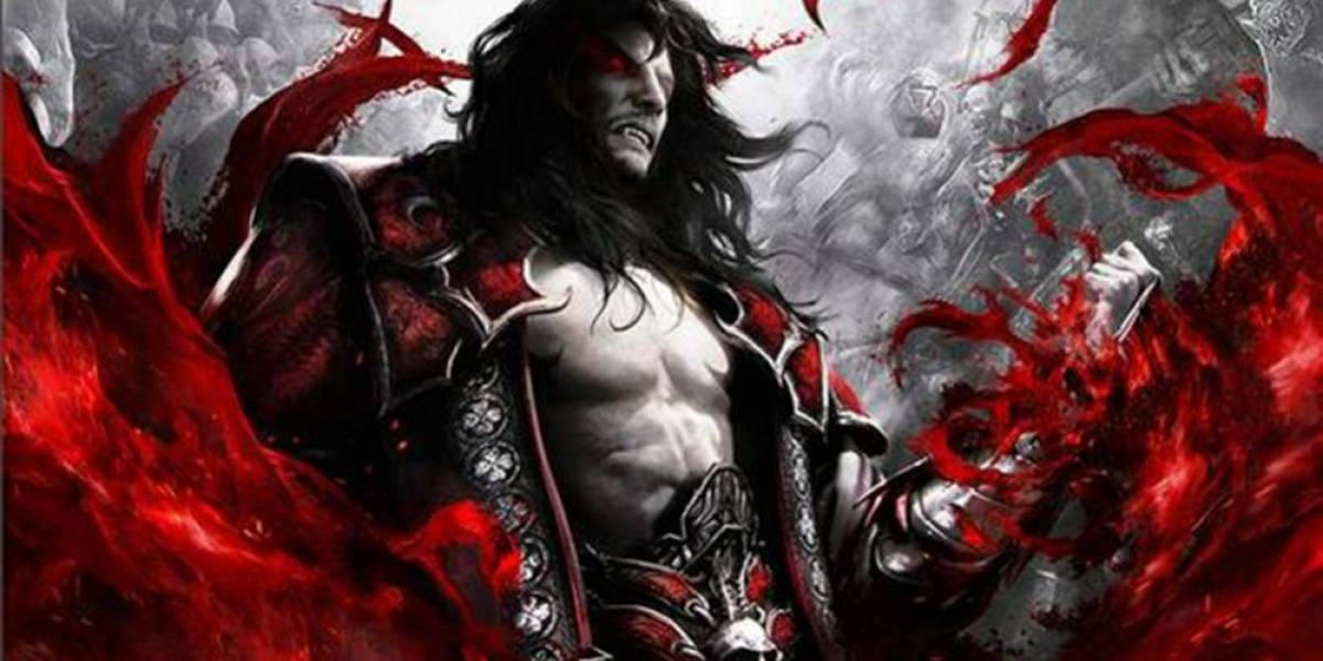 Conoce el arte de portada de Castlevania: Lords of Shadow 2