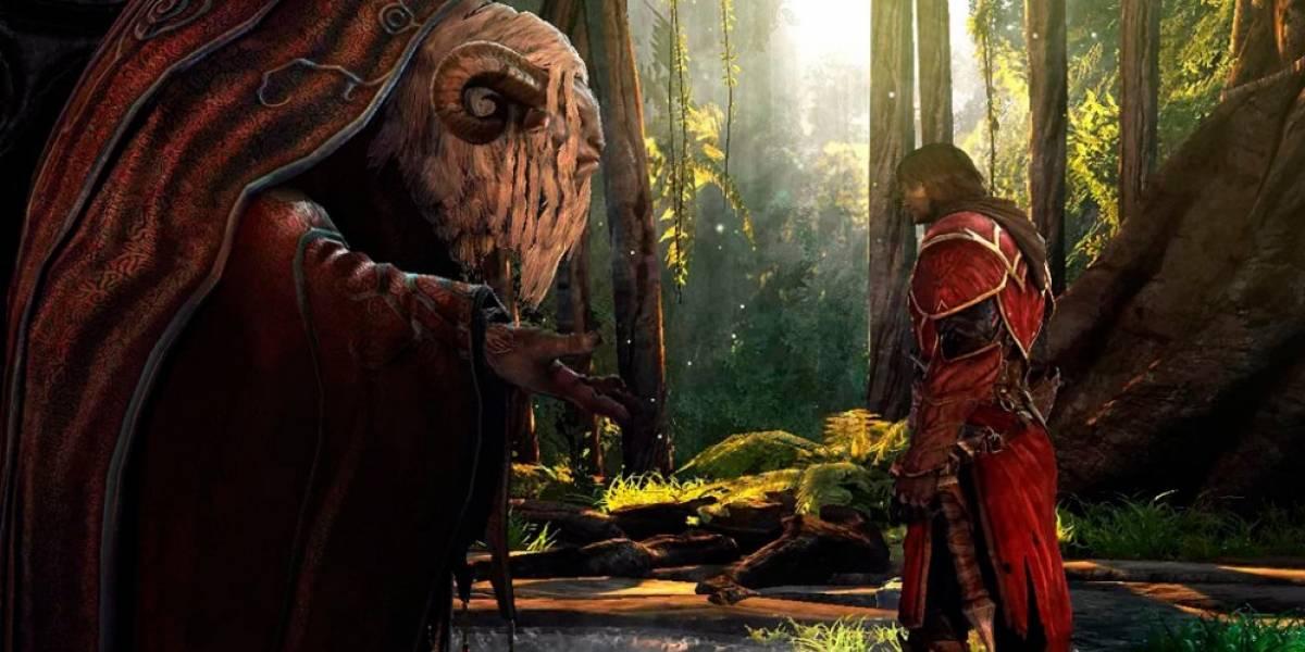 Hoy aterriza en PC el demo de Castlevania: Lords of Shadow Ultimate Edition