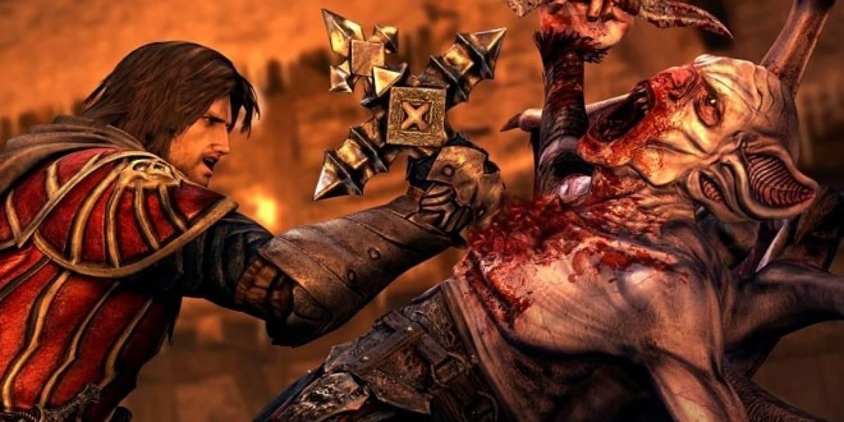 El primer Castlevania: Lords of Shadow estaría camino a Steam