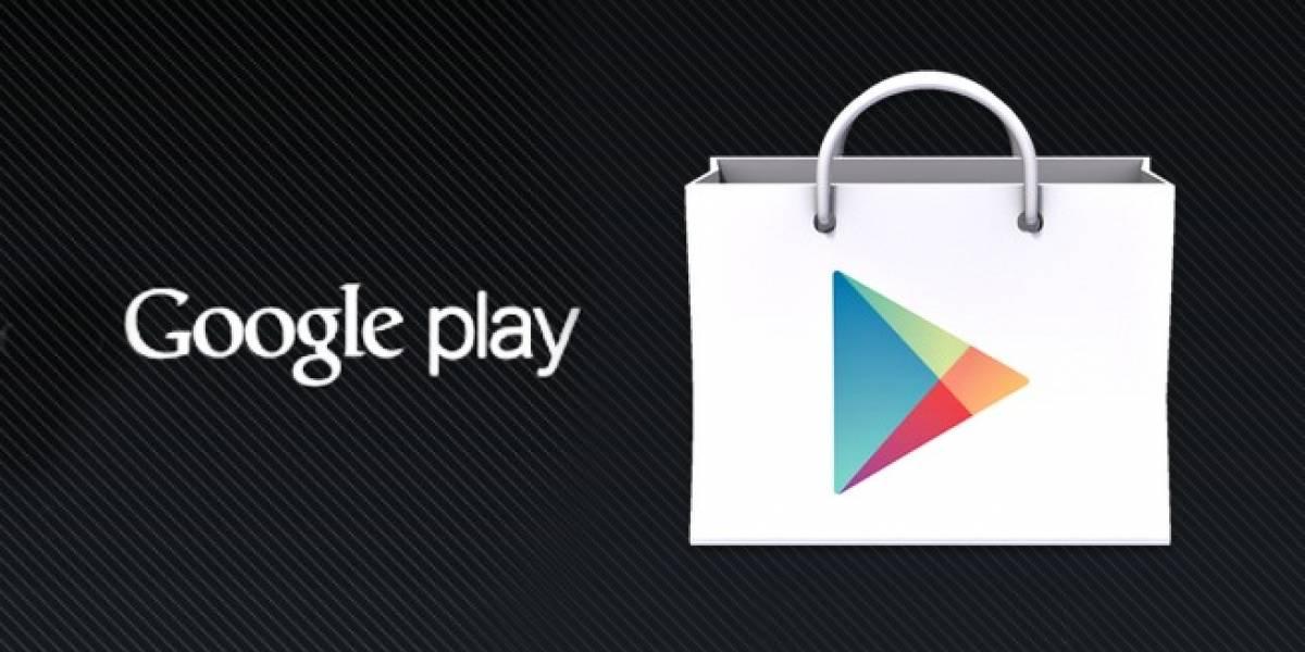 Google Play Store recibe nueva actualización con mejoras en el diseño