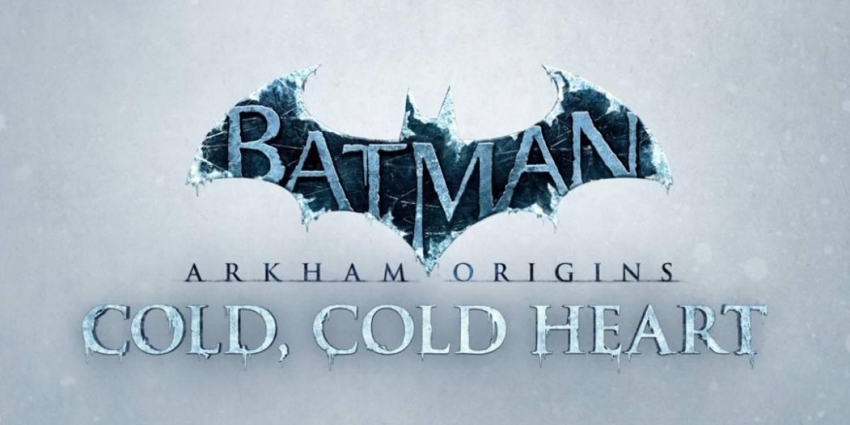 Nuevos detalles de Cold, Cold Heart para Arkham Origins