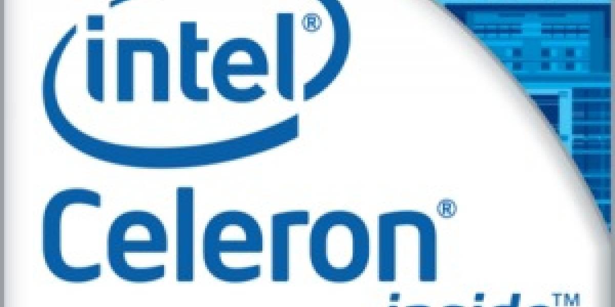 Intel planea estrenar nuevo Celeron tope de línea