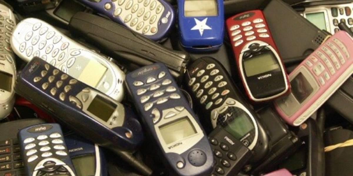 Existen 3.300 millones de teléfonos móviles en el mundo
