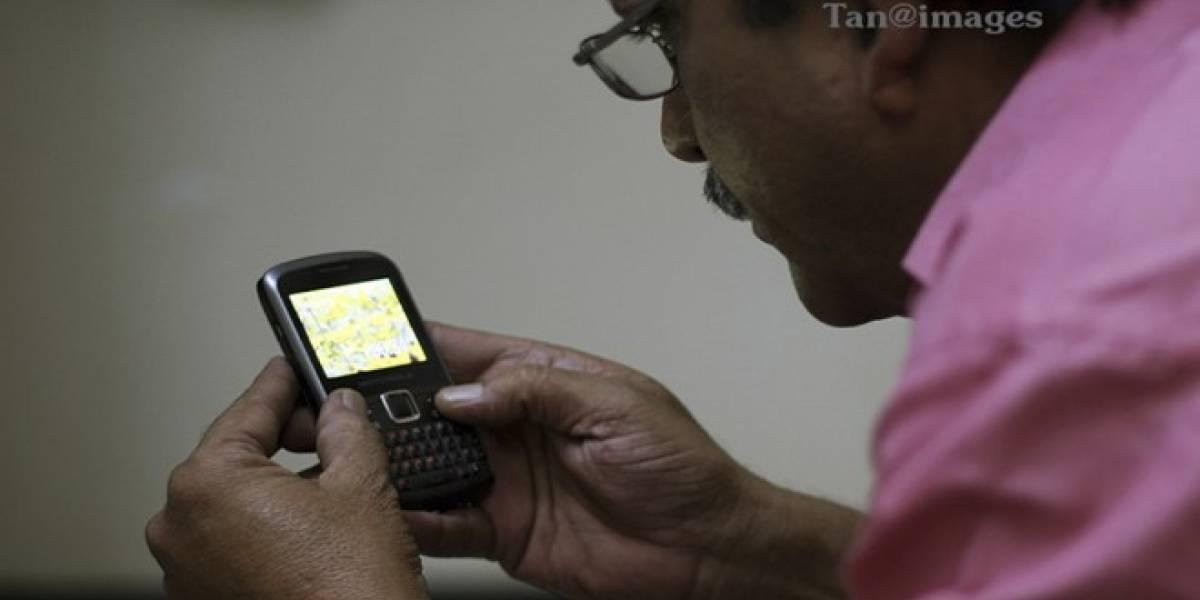 ¿En qué utilizan los argentinos sus smartphones?