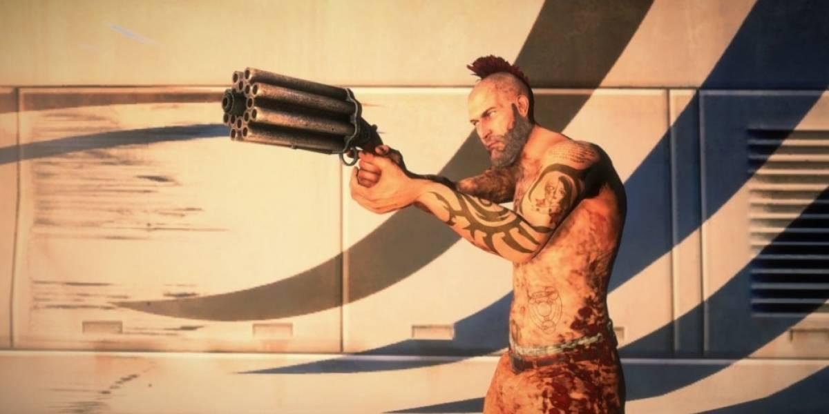 El nuevo DLC para Dead Rising se estrena con tráiler