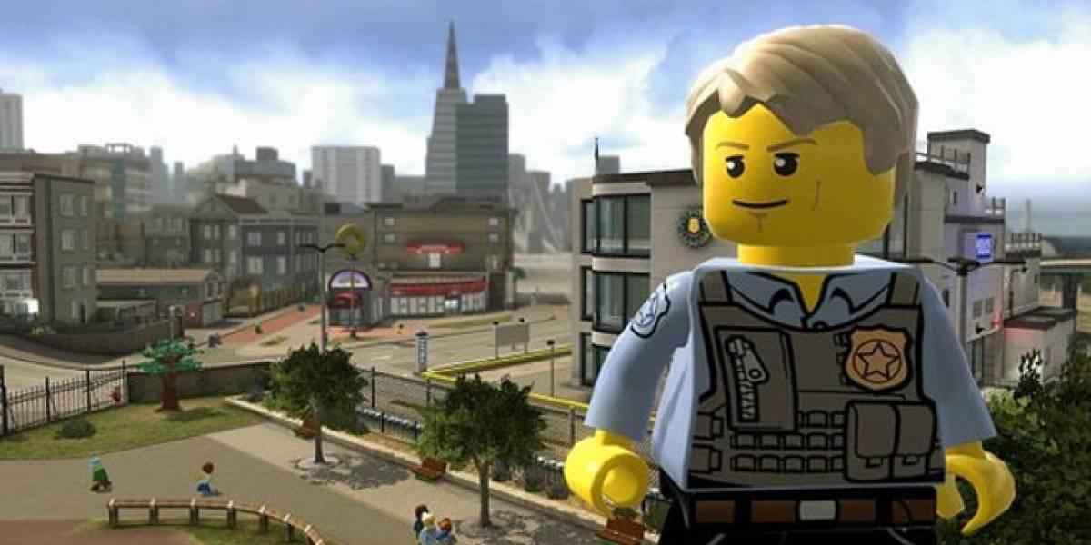 LEGO City Undercover ya tiene fecha de estreno en Nintendo 3DS
