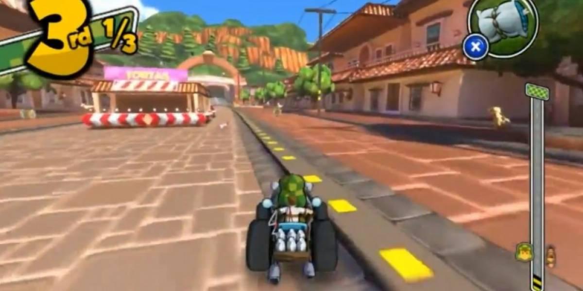 El Chavo Kart llevará la vecindad a Xbox 360 y PlayStation 3