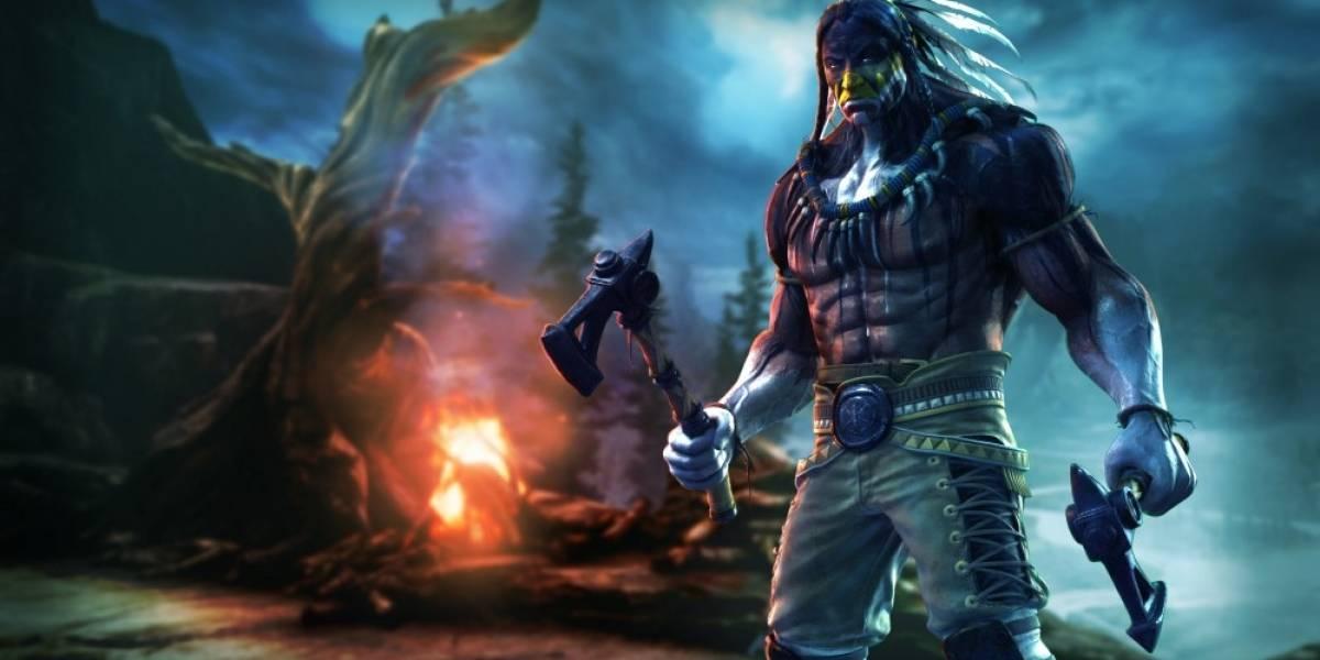 Killer Instinct recibe tráiler que muestra los combos de Chief Thunder