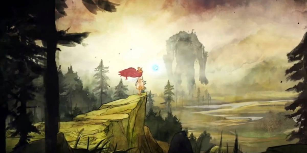 Detrás del arte de Child of Light en primer diario de desarrollo