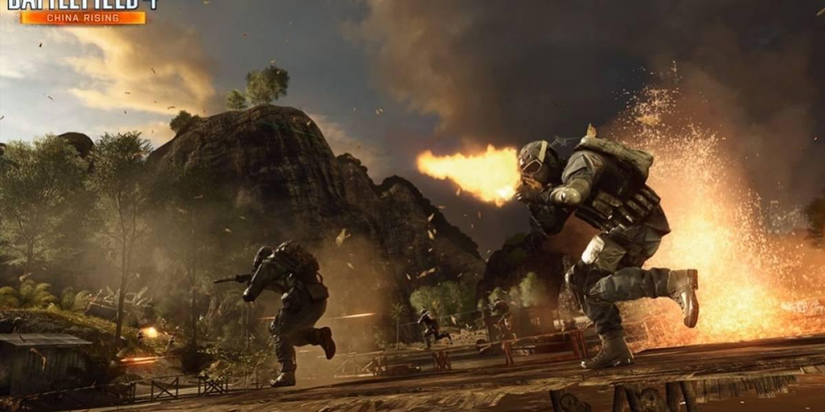 Jugadores Premium de Battlefield 4 ya pueden descargar el DLC China Rising