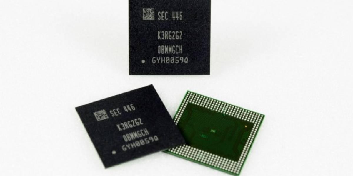 Samsung facilitará la llegada de teléfonos con 4GB de RAM en 2015