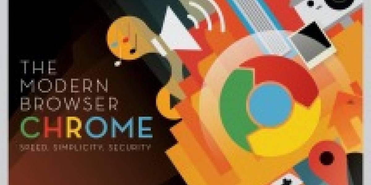 Chrome cumple 2 años y lanza su versión número 6