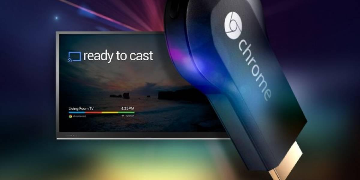 Chromecast para Android se actualiza con Material Design y más