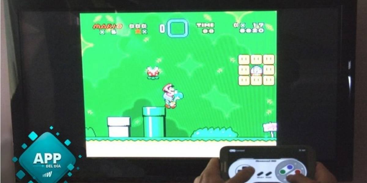 Chromecast SNES Emulator: Vuelve a jugar Super Nintendo en tu TV