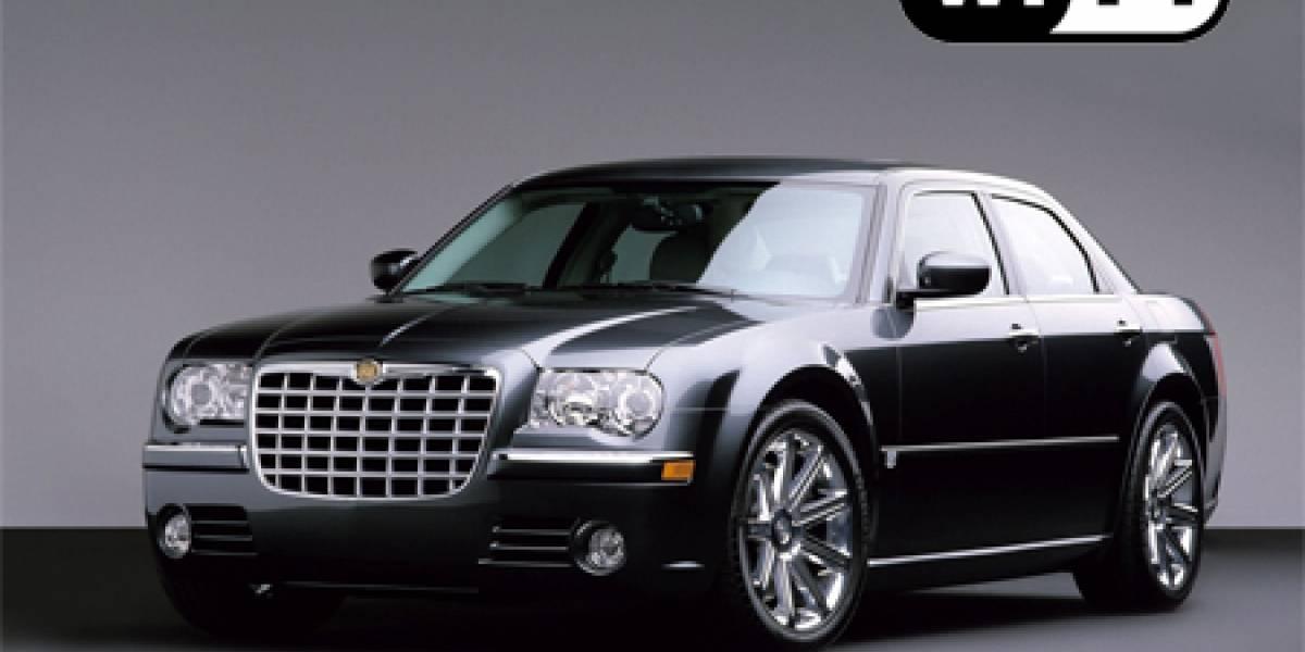Chrysler lleva la super carretera de la información a las carreteras