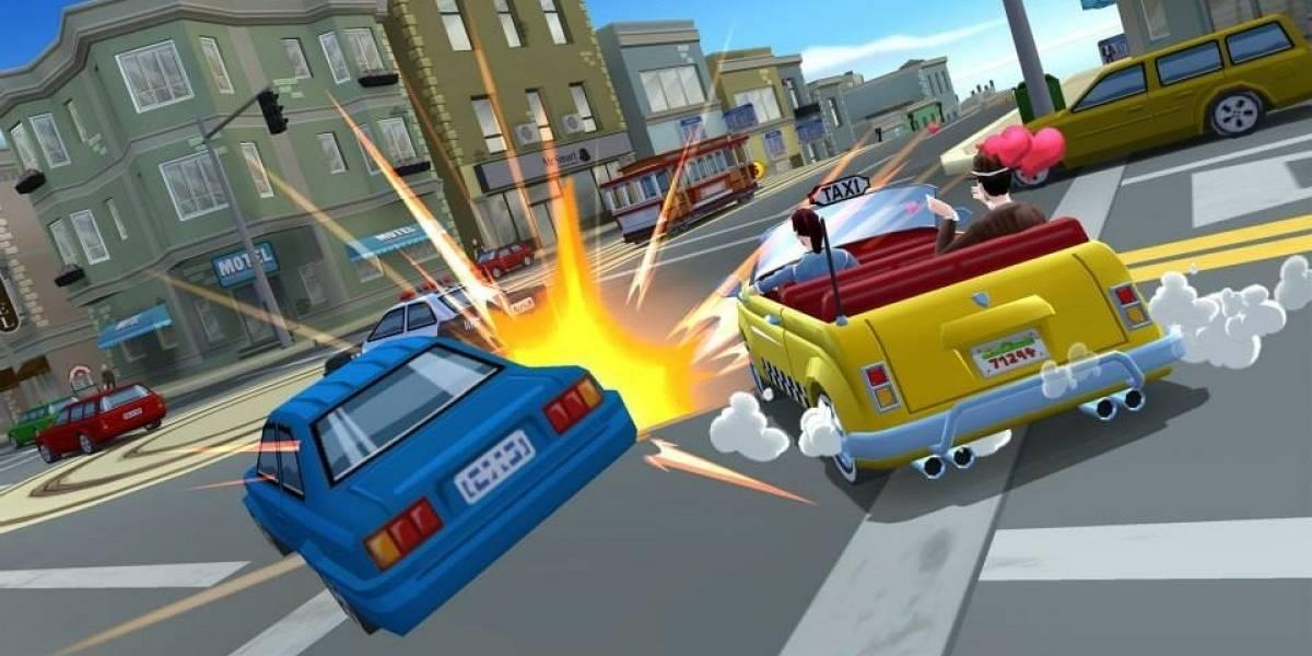 Crazy Taxi: City Rush es Crazy Taxi en formato F2P