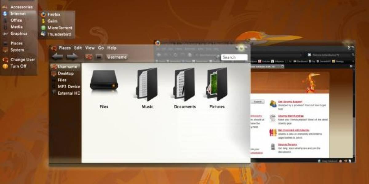 Rendimiento de Ubuntu 8.10 supera a Vista