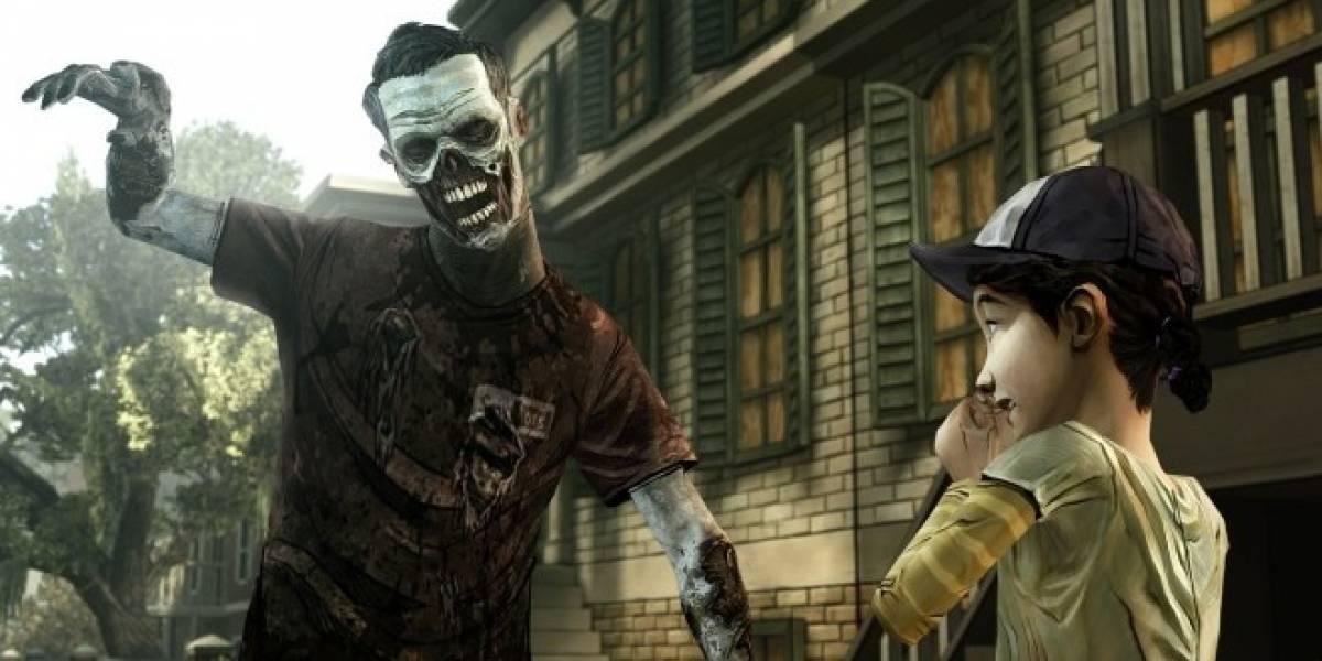 The Walking Dead llegará con subtítulos en español y en versión física a Europa