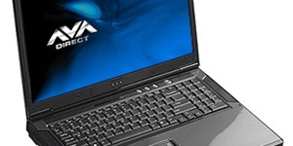 Ya está disponible el primer notebook con GTX 480M