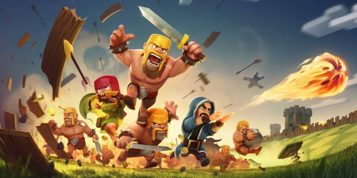 Hacker filtra estadísticas y ganancias de Clash of Clans