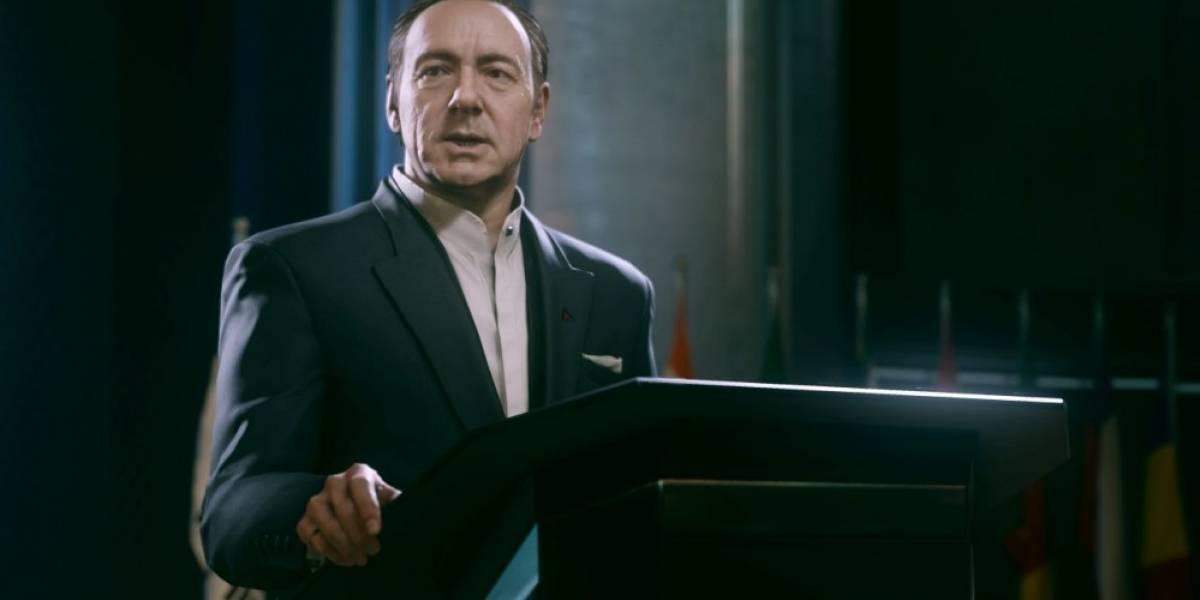 Call of Duty: Advanced Warfare recibe nuevo tráiler enfocado en su historia