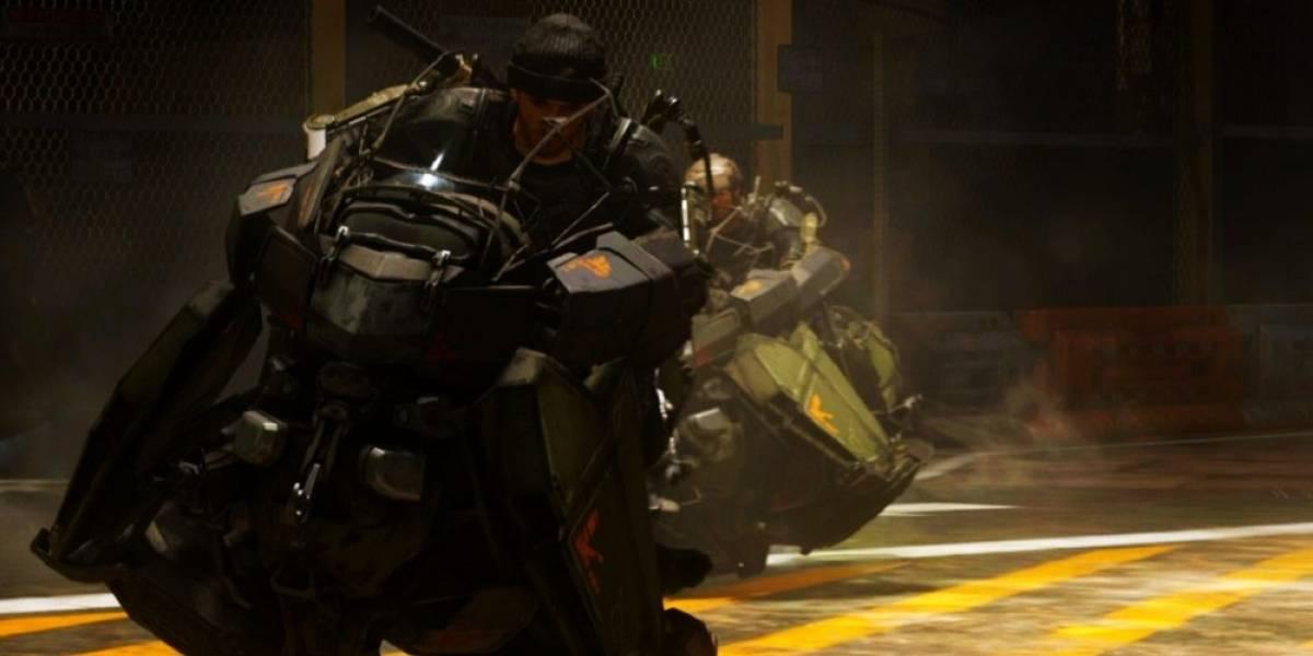Tecnología futurista en el nuevo tráiler de Call of Duty: Advanced Warfare