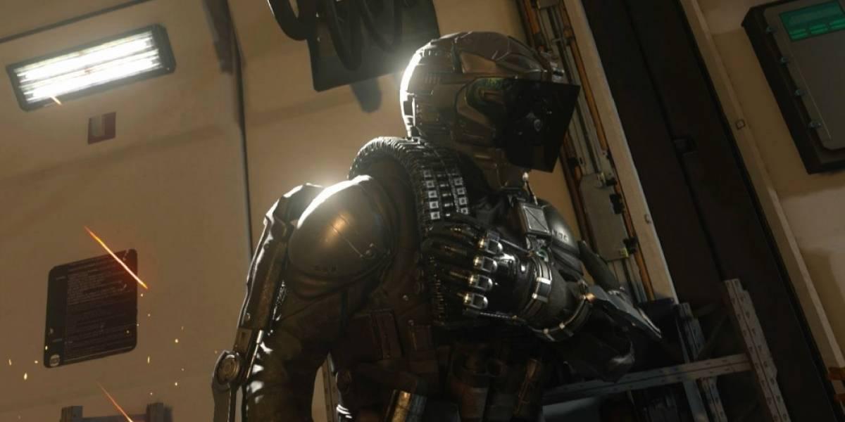 Tecnología y Dirección de arte en el nuevo video de Call of Duty: Advanced Warfare